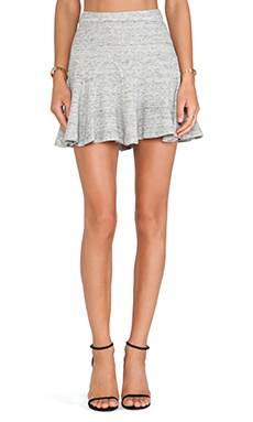 10 CROSBY DEREK LAM Skirt in Heather Grey