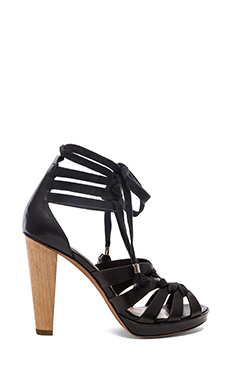 10 CROSBY DEREK LAM Jasmin Heel in Black