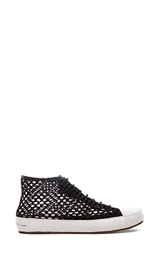 10 CROSBY DEREK LAM Janel Too Sneaker in Black