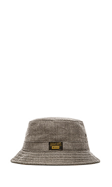 10 Deep Thompson Fisherman Cap in Grey