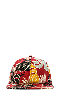 10 Deep Locals Only Beltback Hat in Red