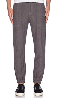 10 Deep Siler Pant in Grey