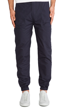 10 Deep Siler Pant in Navy