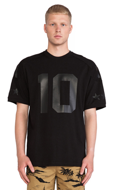 10 Deep J. Brown Jersey in Black