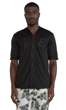 10 Deep Alta Vista Jersey in Black
