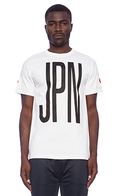 10 Deep Japan '98 Tee in White