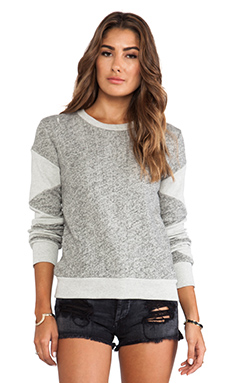 19 4t Argyle Sweater in Charcoal