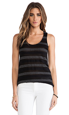 19 4t Tank in Black Stripe