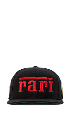 1992 Rari Snapback in Black