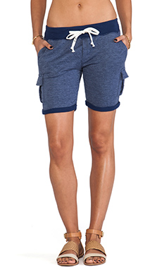 291 Cargo Short in Midnight