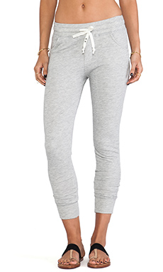 PANTALON SWEAT RELAXED LARGE BIRDS