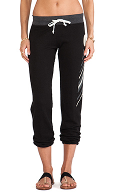291 Native Heart Baggy Pant in Black