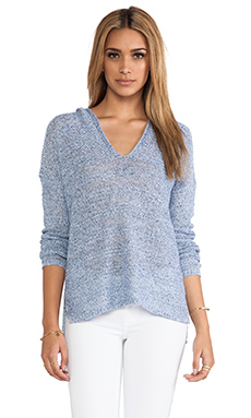 360 Sweater Farrah Sweater in Denim