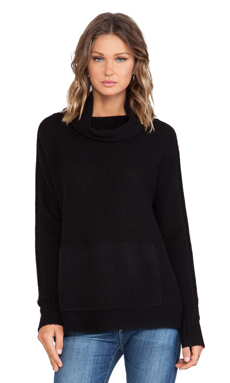 360 Sweater Tabitha Sweater in Black