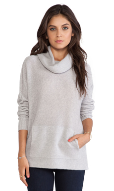 360 Sweater Tabitha Sweater in Powder Grey