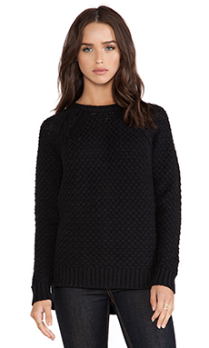 360 Sweater Yana Sweater in Black