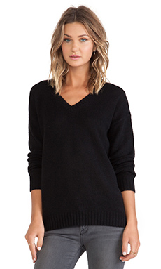 360 Sweater Bryn Sweater in Black