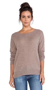 360 Sweater Chazzie Sweater in Mushroom