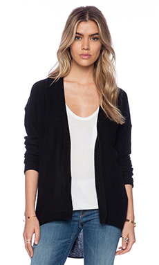 360 Sweater Candace Cardigan in Black