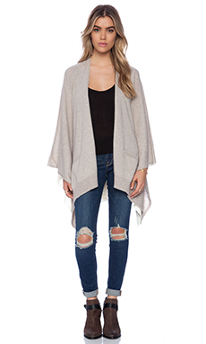 360 Sweater Dominica Sweater in Oatmeal & Ivory