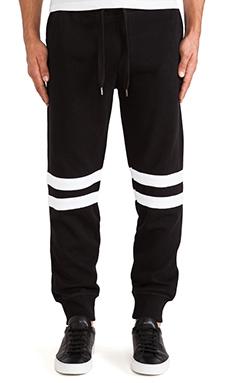 40 OZ NY Sweatpant in Black