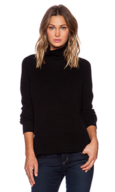 525 america Turtleneck in Black
