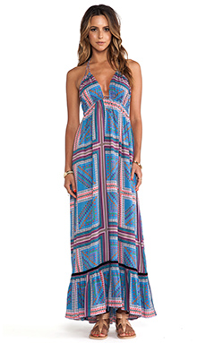 6 SHORE ROAD Williwood Maxi Dress in Windmill