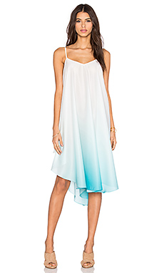 6 SHORE ROAD Isla Ombre Dress in Margarita