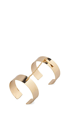 8 Other Reasons Forever + Ever Cuff in Gold