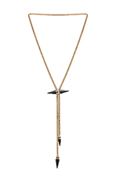 8 Other Reasons Repercussion Necklace in Gold
