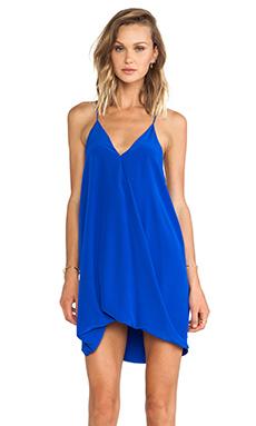 Assali Lavinia Dress in Cobalt Blue