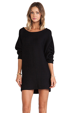 CHHATRI WOOL SWEATER DRESS