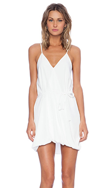 Assali Lavinia Mini Dress in White