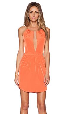 Assali Cruel Mini Dress in Orange