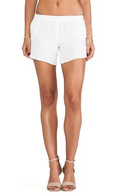 Assali Capra Shorts in White