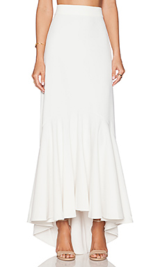 Assali Soundless Skirt in White