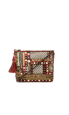 Antik Batik Molly Pouch in Multi