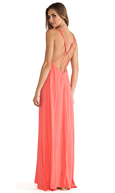 Acacia Swimwear Moorea Maxi in Ginger