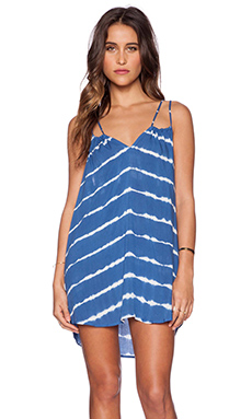 Acacia Swimwear Capri Mini Dress in Pacific