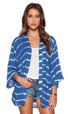 Acacia Swimwear Huelo Kimono in Pacific