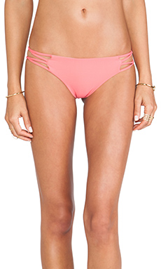Acacia Swimwear Maui Bottom in Ginger