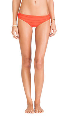 Acacia Swimwear Mumbai Bottom in Hibiscus