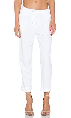 a.c.e. Emma Pull On Pant in White