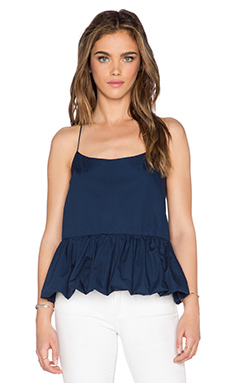 a.c.e. Nora Bubble Tank in Navy