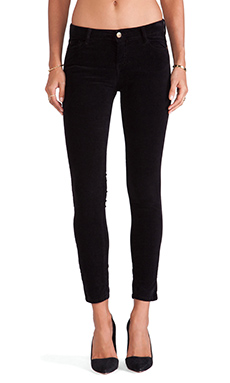 Acquaverde Scarlett Denim Pants in Black