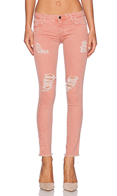 Acquaverde Scarlett Skinny in Brick