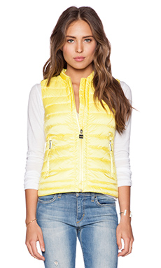 ADD Down Vest in Empire Yellow
