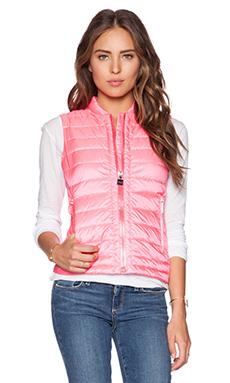ADD Down Vest in Plexi Pink