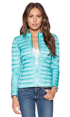ADD Down Jacket in Blue Turquoise