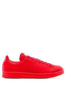 adidas by Raf Simons Stan Smith in Red White